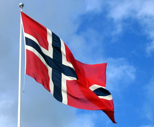 norsk-flagga