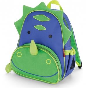 Blågrön ryggsäck