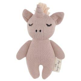 konges-enhorning-rosa-skallra-mjuk-djur-baby-leksak-linkoping-brandsforkids